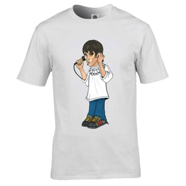 b238edf431 Ian Brown King Monkey T-Shirt featuring artwork by Mark Reynolds. This Ian  Brown