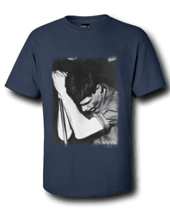 ART-WEAR T-Shirt featuring Ian Curtis