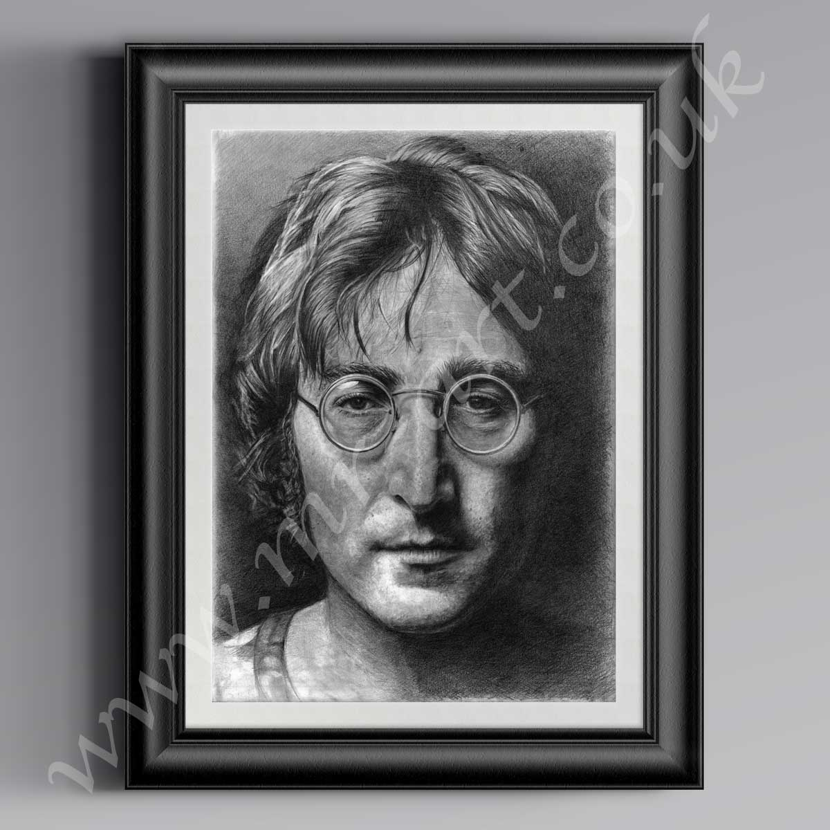 Mr Art John Lennon Prints