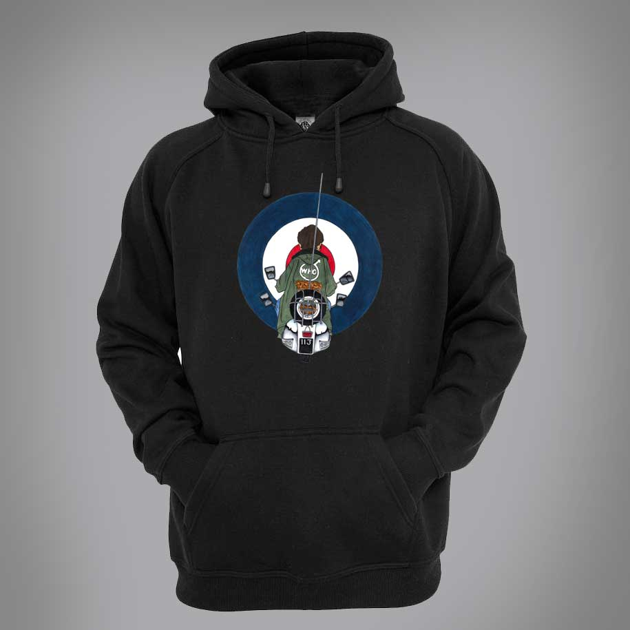 Jimmy Quadrophenia Hoodie LADIES