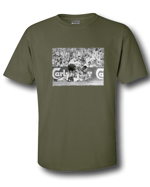 Art-Wear T-Shirt featuring Paul Gascoigne