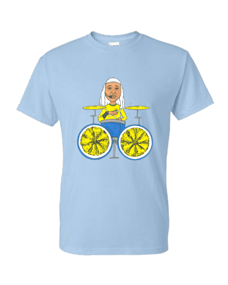 Stone Roses Reni Cartoon T-Shirt