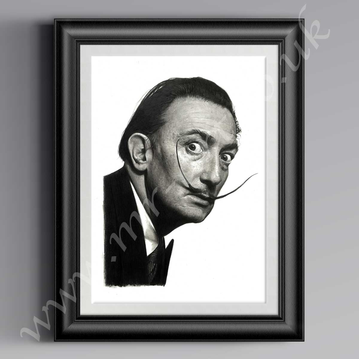 Salvador Dali Limited Edition Print