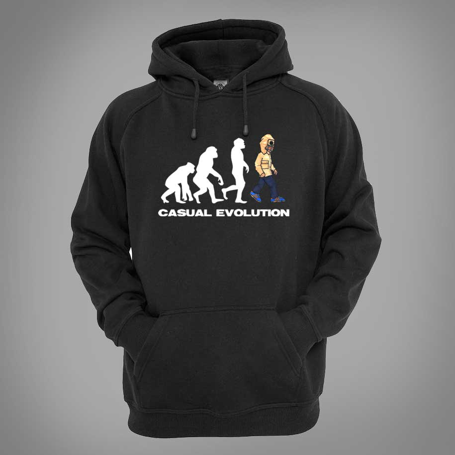 Casual Evolution Hoodies