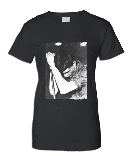 T-Shirt featuring Ian Curtis