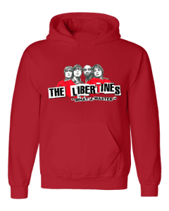 Libertines Hoodie drawn by Mark Reynolds