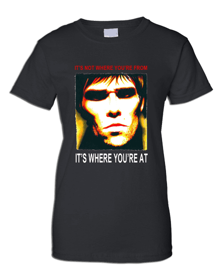 Ian Brown Monkey Business