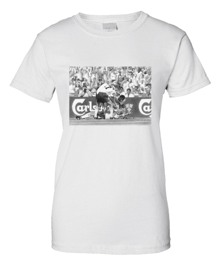 T-Shirt featuring Paul Gascoigne