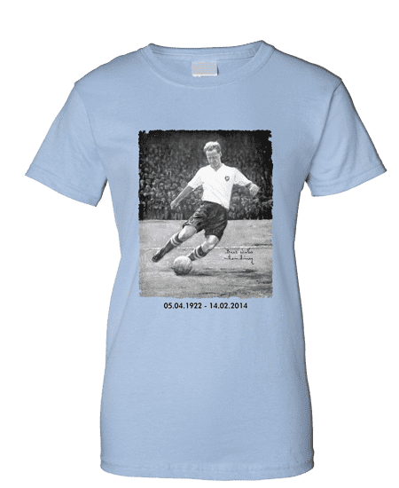 Art-Wear T-Shirt featuring Tom Finney