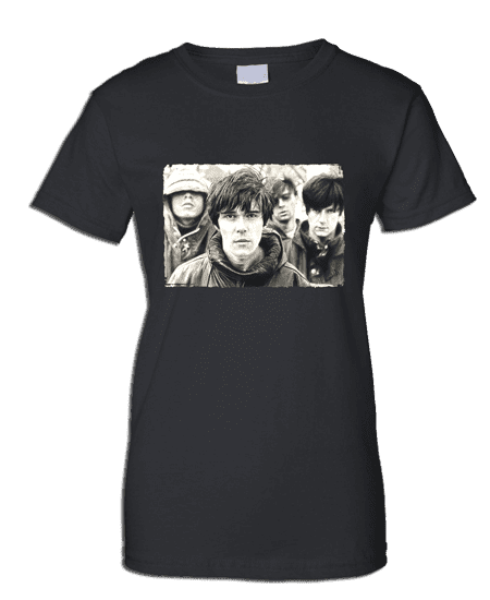 Stone Roses T-shirt featuring Reni,Mani ,John Squire and Ian Brown