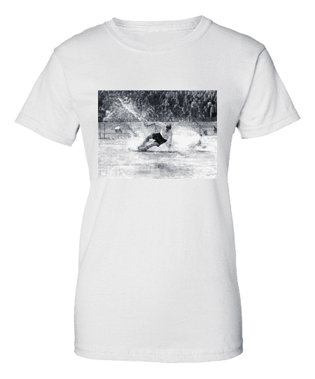T-Shirt featuring Tom Finney, Splash