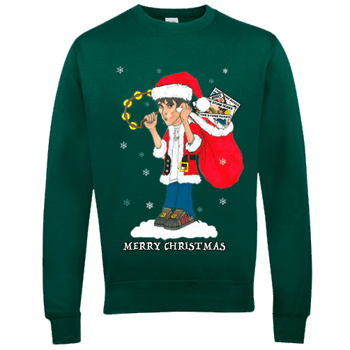 Ian Brown Christmas Jumper