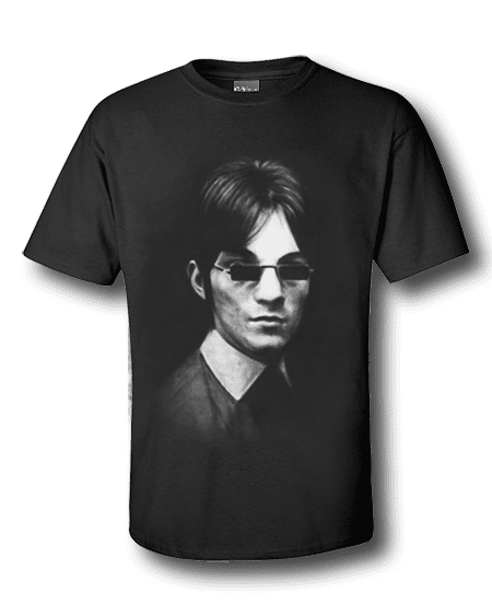 Steve Marriott Small Faces T-Shirt by Mark Reynolds aka Mr Art