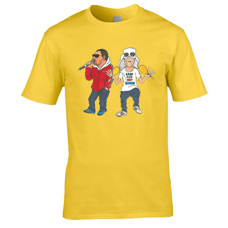 Happy Mondays Cartoon T-Shirt