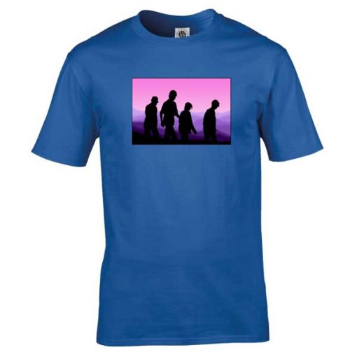 The Stone Roses Fools Gold T-Shirt designed by artist Mark Reynolds
