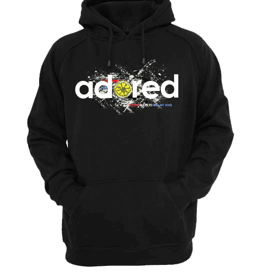 The Stone Roses Adored Hoodie. Available in a range of colours and sizes