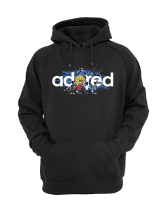 The Stone Roses Adored Mk 2 Hoodie. Available in a range of colours and sizes