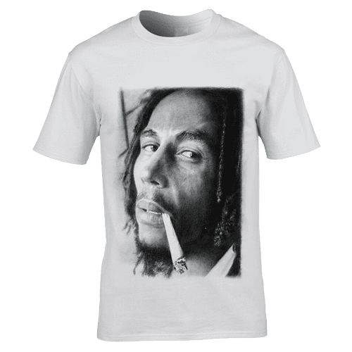 Bob Marley Stir It Up T-Shirt
