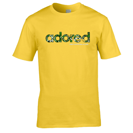 Exclusive The Stone Roses Adored Jackson Pollock T-Shirt designed by artist Mark Reynolds.