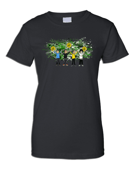 The Stone Roses All For One T-Shirt Ladies