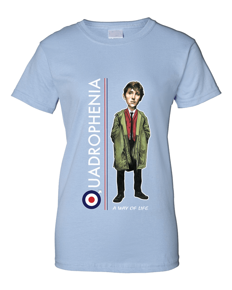 Jimmy Quadrophenia Cartoon Ladies