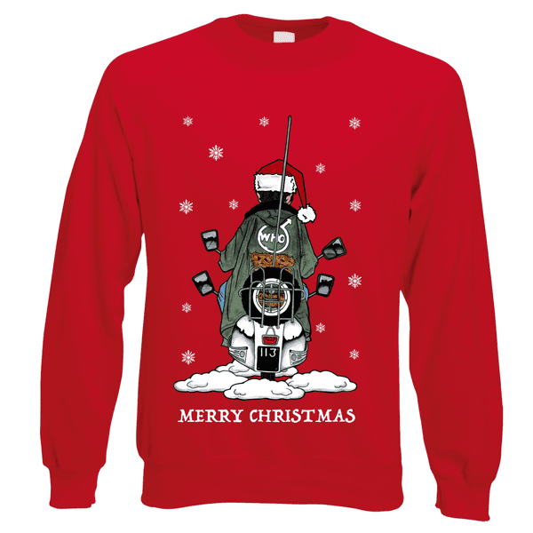 Jimmy-Scooter-Christmas-Jumper-in-Red