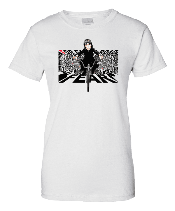 Ian Brown For Each A Road T-Shirt Ladies