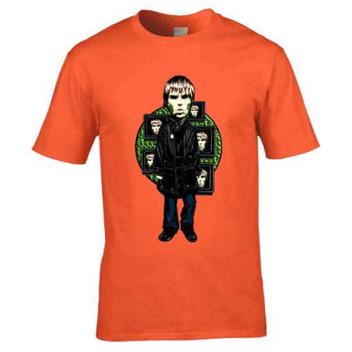 This Ian Brown Corpses In Their Mouths T-Shirt has been designed by Mark Reynolds. It has been inspired by the Ian Brown Corpses In Their Mouths Music Video.