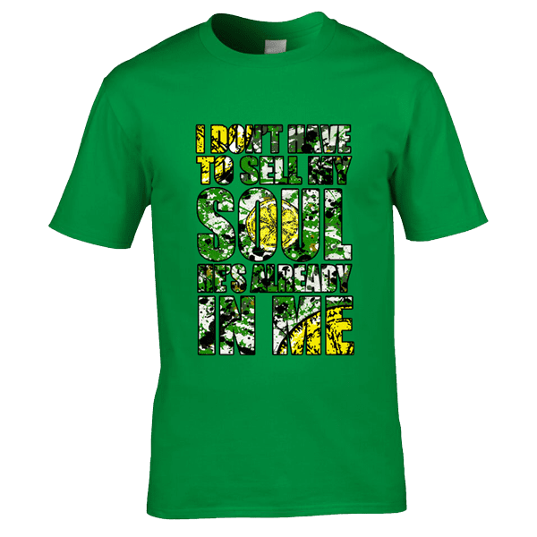 I-don't-have-to-sell-my-soul-splatter-in-irish-green