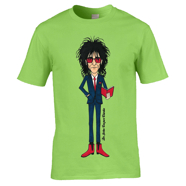 Dr-John-Cooper-Clarke-in-Lime-Green