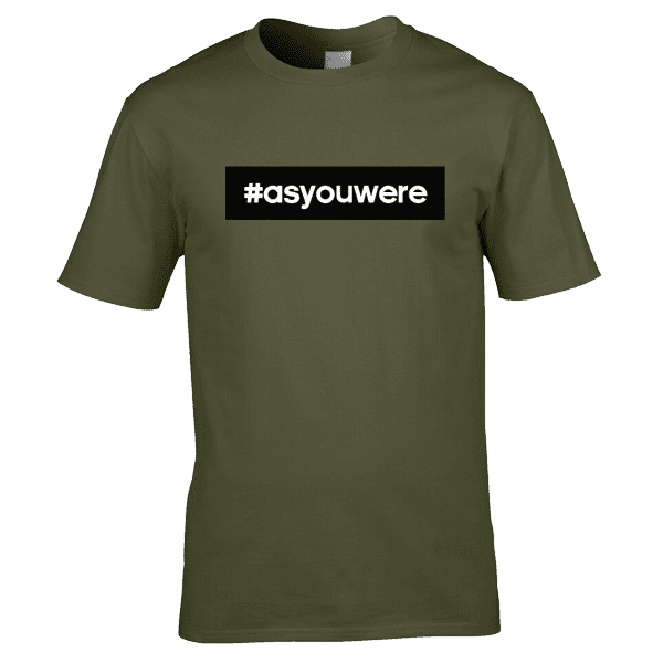 As-you-were-in-Military-Green