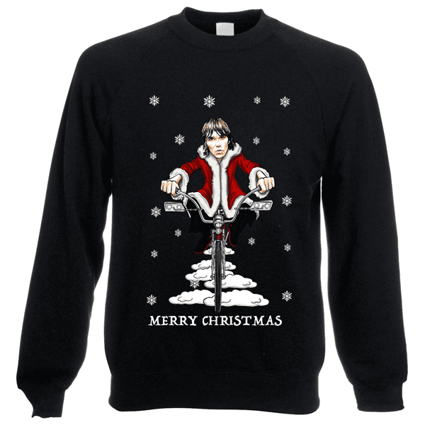 Ian-Brown-Low-Rider-Christmas-Jumper-in-Black
