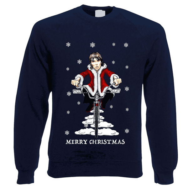 Ian-Brown-Low-Rider-Christmas-Jumper-in-Navy