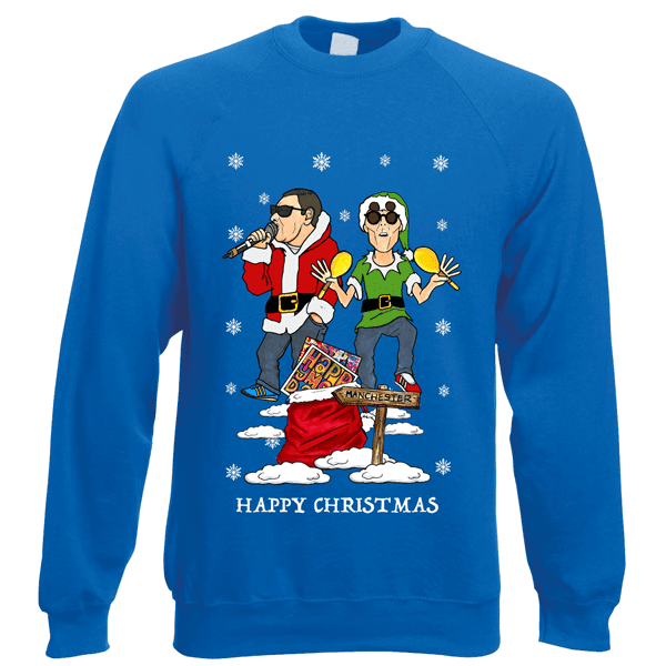 Happy-Mondays-Christmas-Jumper-in-royal