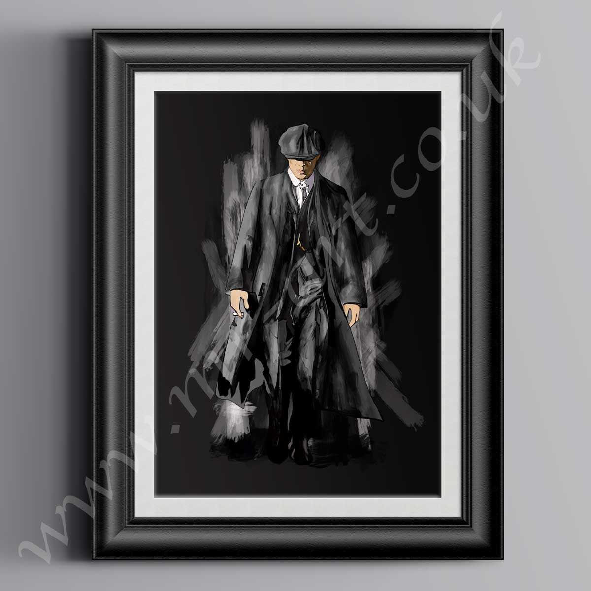 Peaky Blinders Thomas Shelby Print