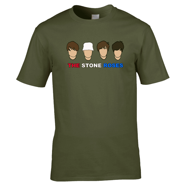 The-Stone-Roses-in-military-green