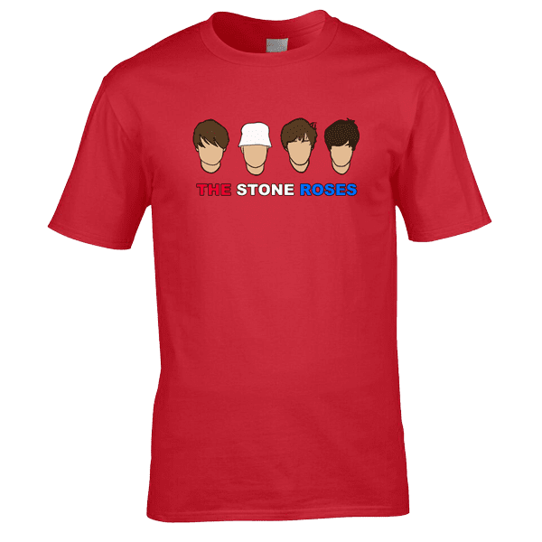 The-Stone-Roses-in-red