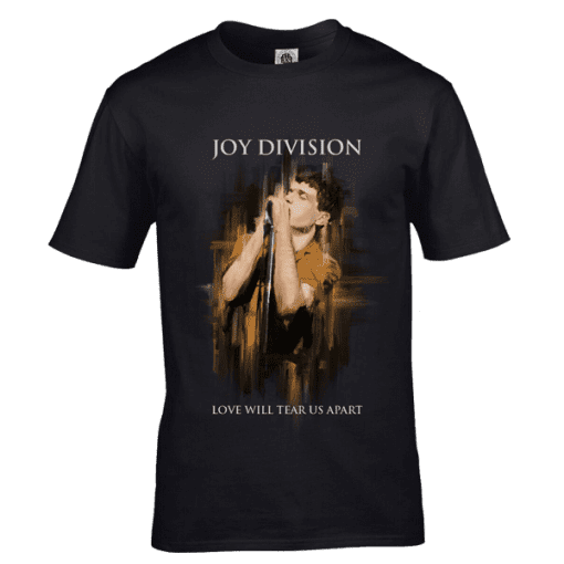 This Joy Division T-Shirt is available in a wide range of sizes. It is exclusive to Mr Art and can only be purchased from this website.