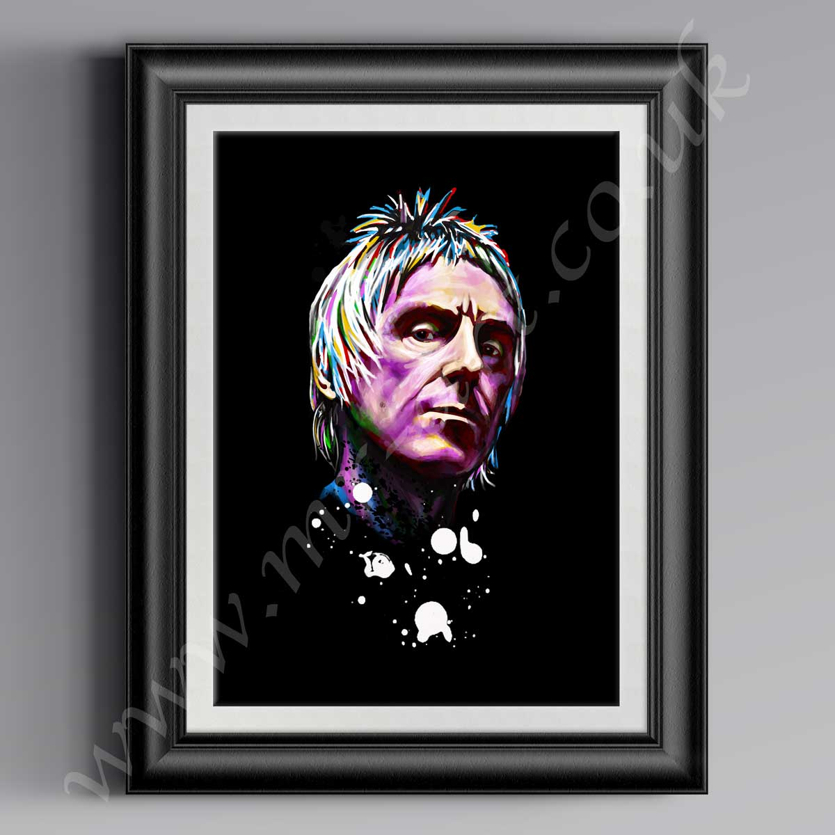 Paul Weller Psychedelic