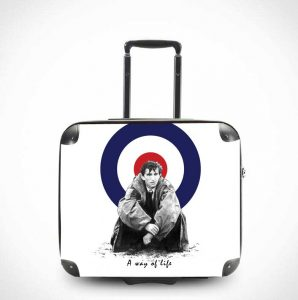 Quadrophenia A Way Of Life Suitcase