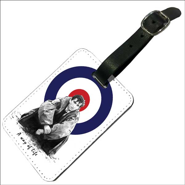 Quadrophenia A Way Of Life- Luggage Tag