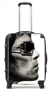 Ian Brown FEAR suitcase