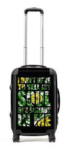 The Stone Roses I don't have to sell my soul suitcase