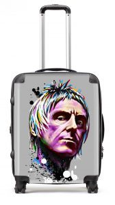 Paul Weller Psychedelic Suitcase