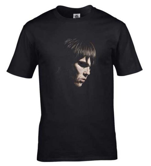 This exclusive Ian Brown Shadow Of A Saint print has originally been drawn by artist Mark Reynolds.
