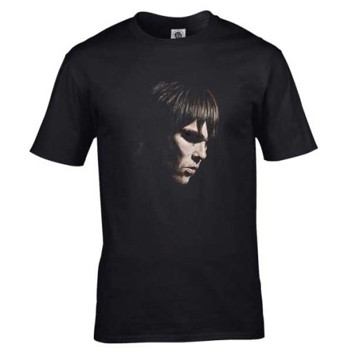 This exclusive Ian Brown Shadow Of A Saint printhas originally been drawn by artist Mark Reynolds.